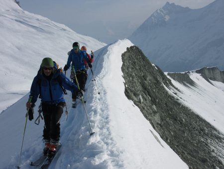 Curso Alpinismo Iniciación