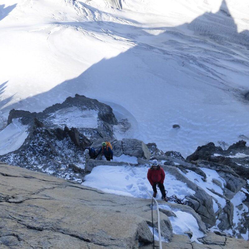 Alpes, maromas, pasos equipados