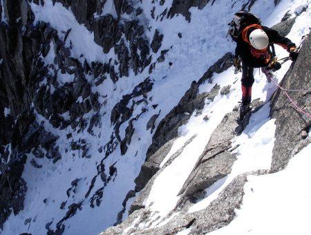 Curso Alpinismo Perfeccionamiento