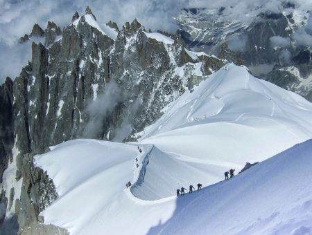 Ascensión Expres al Mont Blanc
