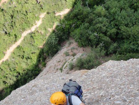 Escalar el Cavall Bernat Montserrat