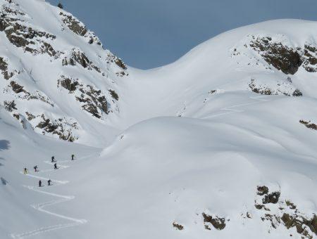 Perfeccionamiento del Esquí de Montaña